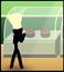 Bảo vệ tiệm bánh