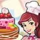 Bella làm bánh cưới - Bella