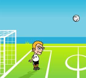 Thử tài thủ môn