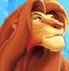 Ghép hình vua sư tử