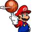 Mario Chơi Bóng Rổ