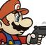 Mario pháo đài phòng thủ