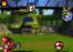 Mario tâng bóng bằng đầu