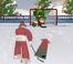 Ông già Noel chơi hockey