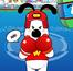 Snoopy đánh quyền anh
