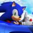 Sonic Đua Xe bão tuyết