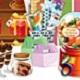 Cửa hàng bánh kẹo - Candy Store Decoration