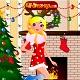 Thời trang giáng sinh 11 - christmas Girl