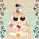 Trang trí bánh cưới - Wedding Cake Wonder